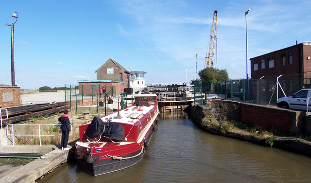 Keadby Lock