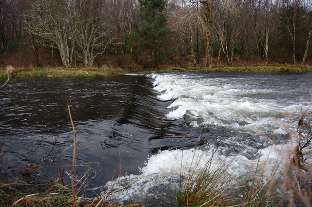 Weir on the River Snizort