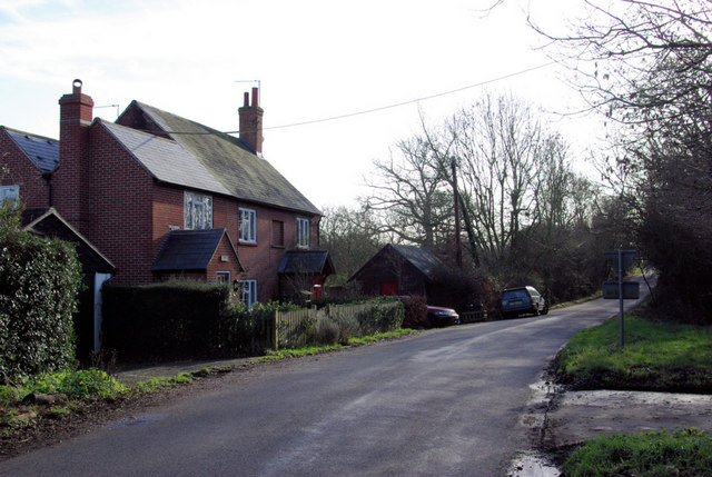 Cottages, Town Littleworth Road