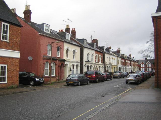 Horsham: Barttelot Road