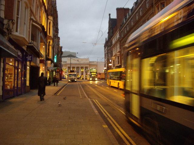 Market St, Nottingham