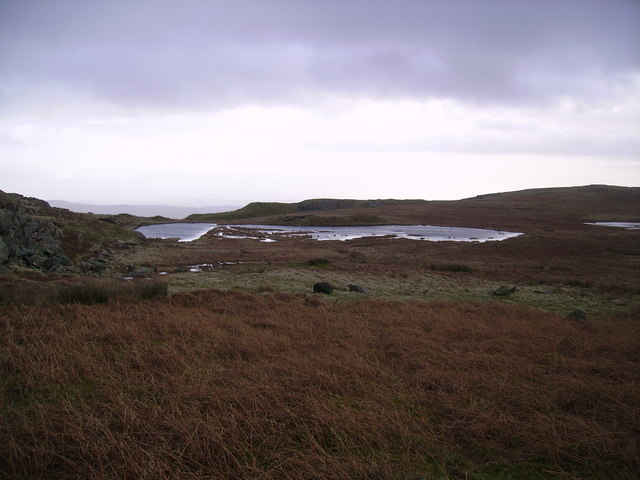 Tarn, Caw Moss