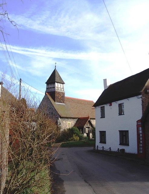 St Mary, Stodmarsh