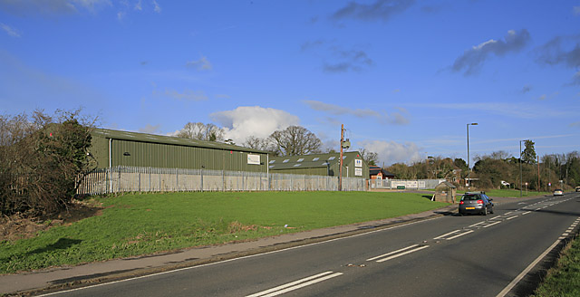 Ropley Business Park
