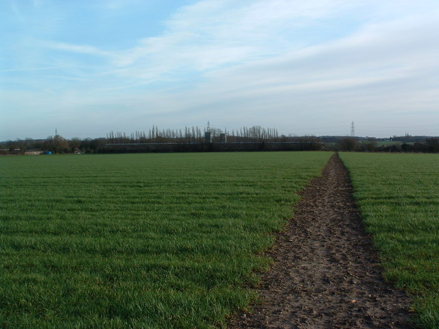 Footpath to Chapel Farm