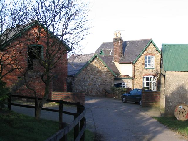 Bryn-Eithin Farm, Northop