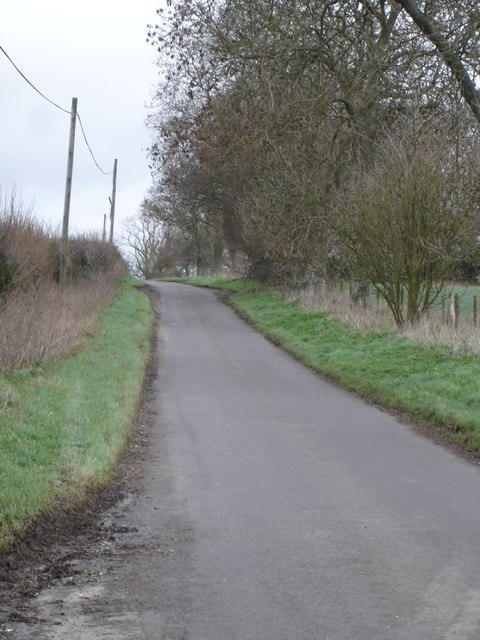 The road up to Ashmore