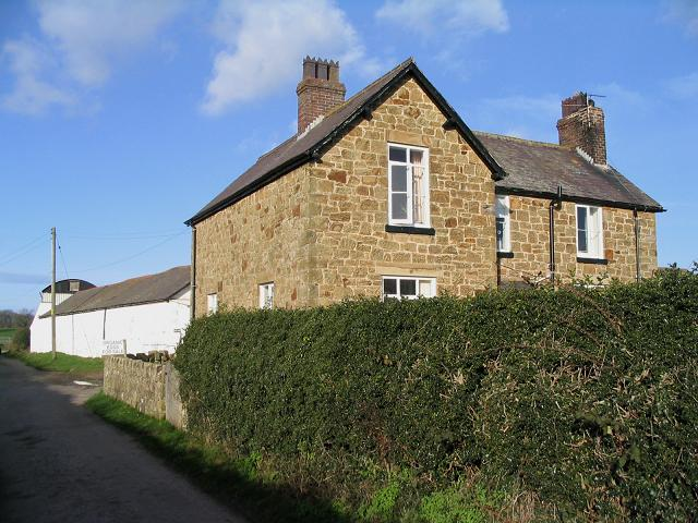 Castell Farm, Northop
