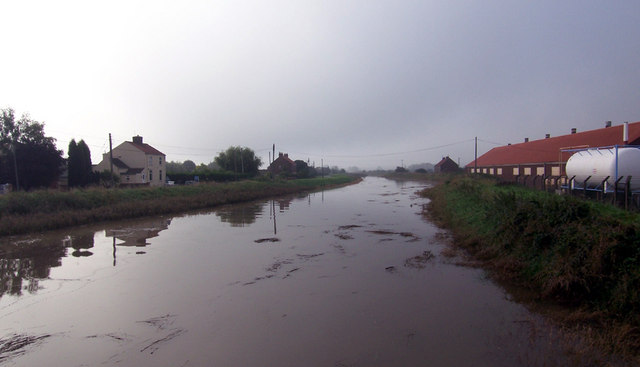 A High Tide at Barrow Haven