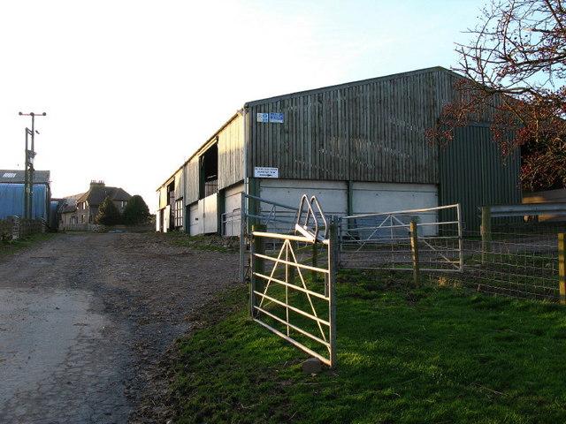 Crosslaw Farm, near Coldingham