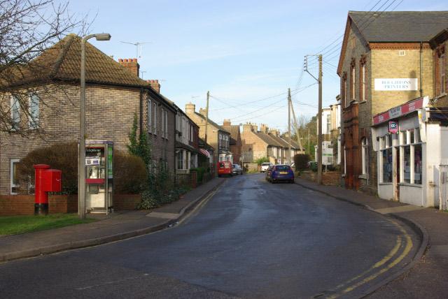 Station Road, Thetford