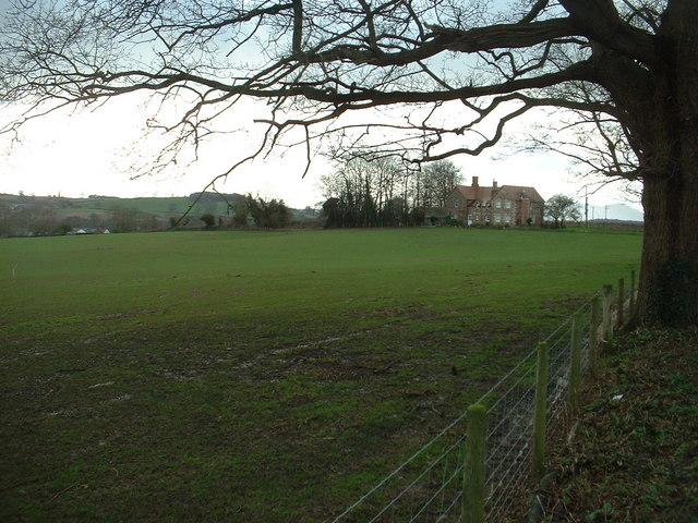Farmland at Tedsmore