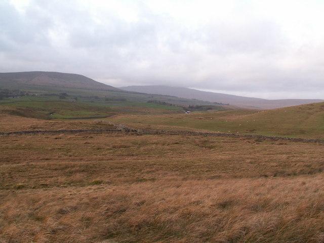Whernside ( in distance)