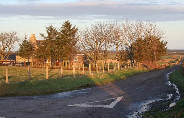 Cottage at Mountsolie.