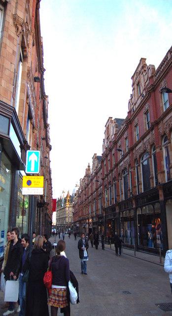 King Edward Street, Leeds