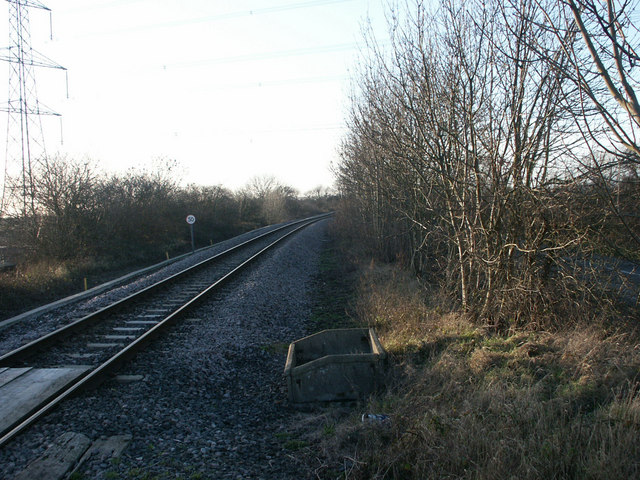 Railway  From Gowdall to Snaith