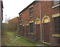 SJ9143 : Workers' cottages, Short Street, Longton by Espresso Addict