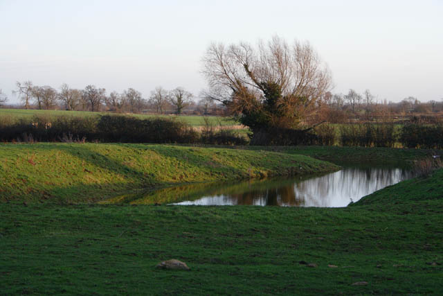 Stainfield Spa from the footpath access