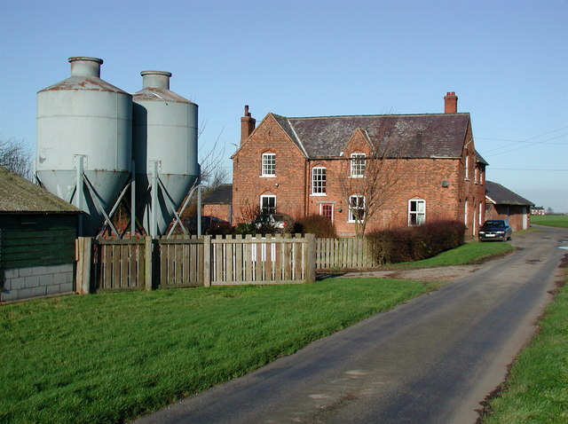Crown Farm, Sunk Island