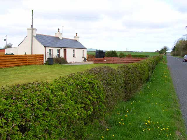 Cottage near East Galdenoch