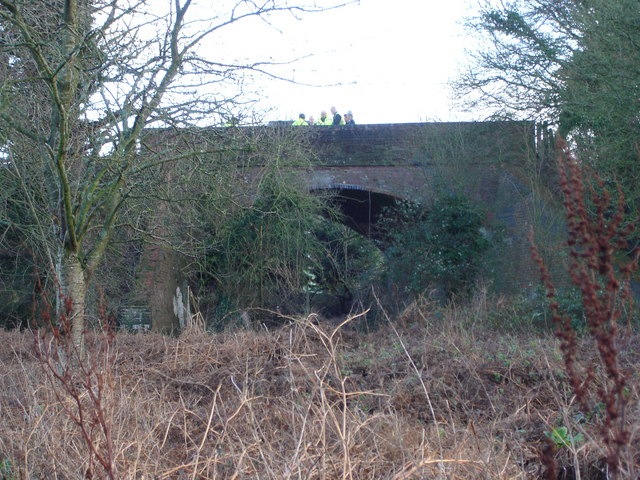 Disused Railway Bridge, Moot Lane, Downton