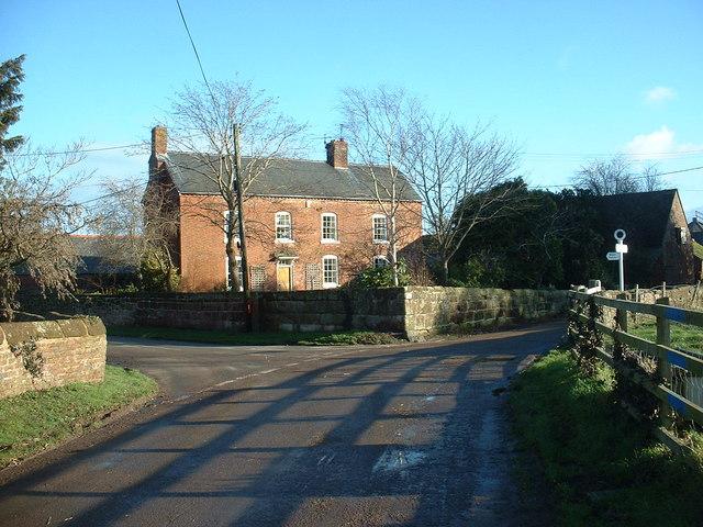 Sandford village