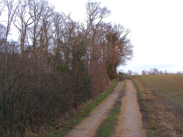 Footpath to Sutton Howgrave