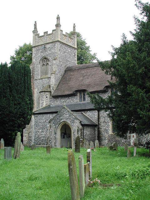 All Saints, Beighton, Norfolk