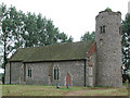 TG3511 : All Saints, Hemblington, Norfolk by John Salmon