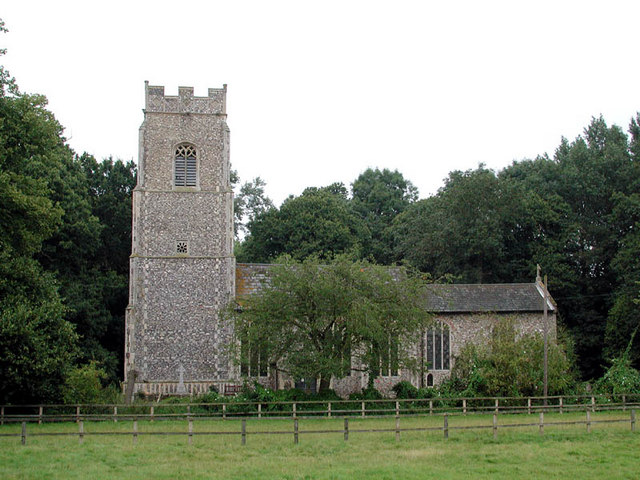 St Andrew, North Burlingham, Norfolk