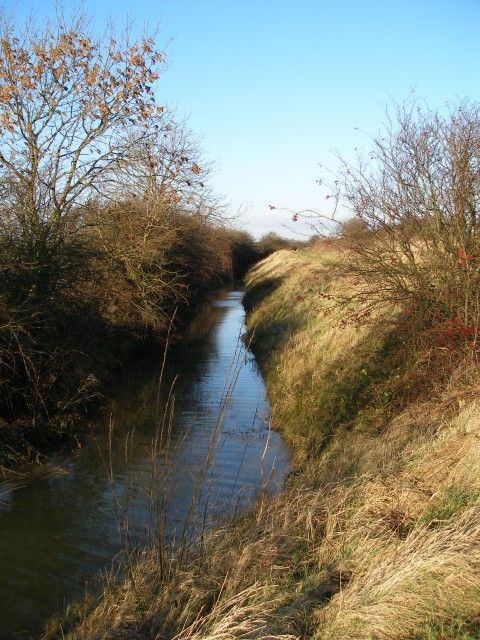 Starberry Drain looking north west