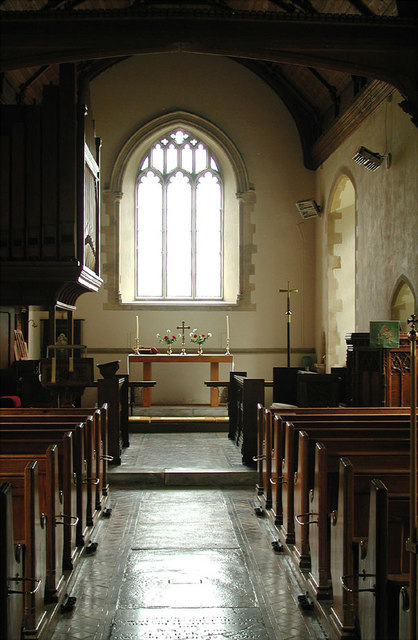 St Mary the Virgin, Great Plumstead, Norfolk - East end