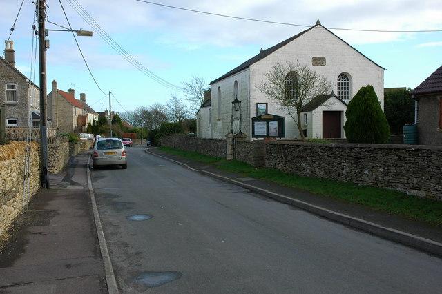 Bethesda Chapel, Hawkesbury Upton