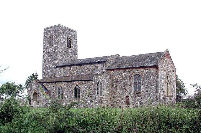 All Saints, Rackheath, Norfolk