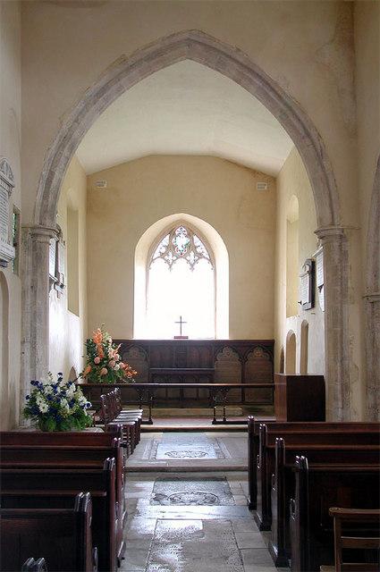 All Saints, Rackheath, Norfolk - East end