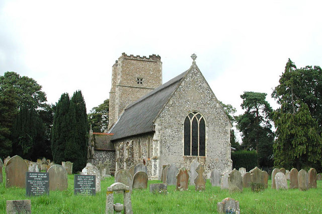 All Saints, Salhouse, Norfolk