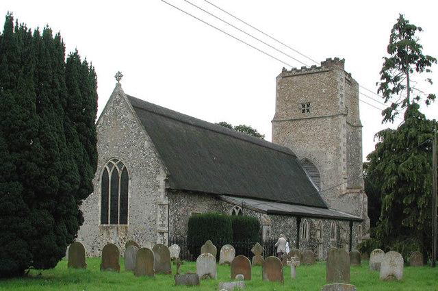 All Saints, Salhouse, Norfolk