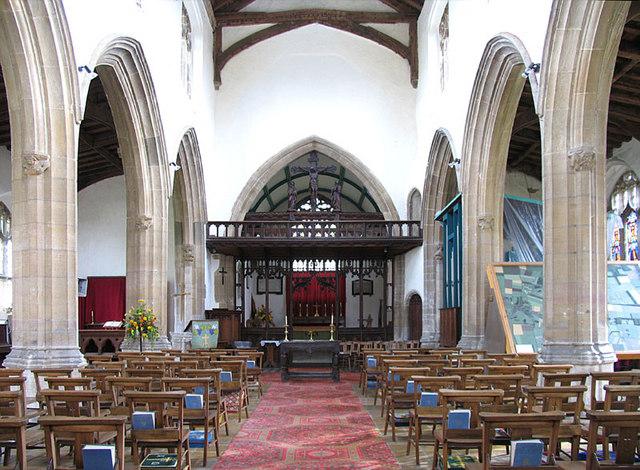 St George, Methwold, Norfolk - East end