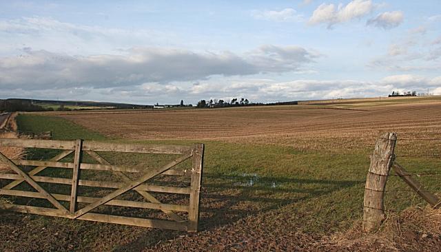 Farmland near Keith