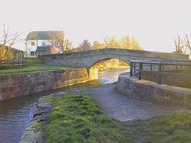 Paper House Bridge over Selby Canal by Paper House Farm