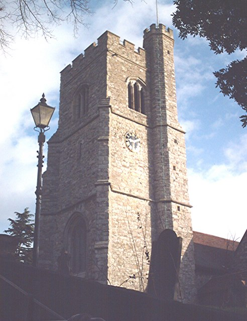 St. Clement's, Leigh - Tower