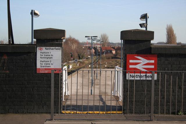 Netherfield Station