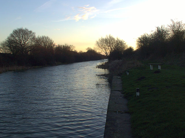 Selby Canal.