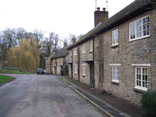 Cottages, Courteenhall