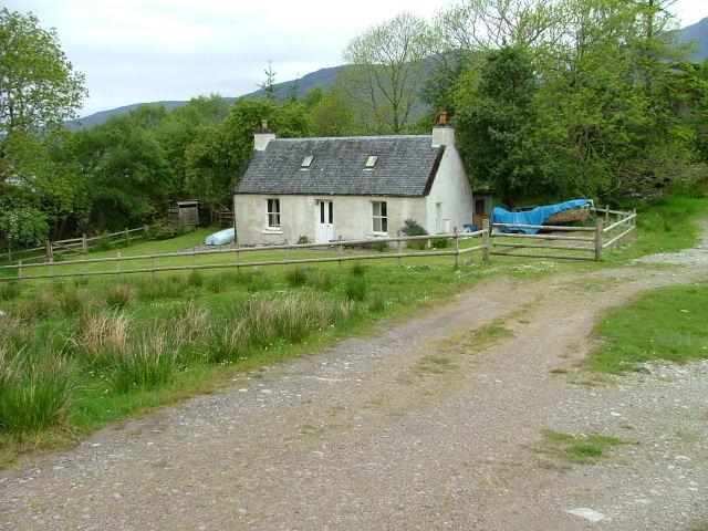 Cottage near Achintraid Slipway