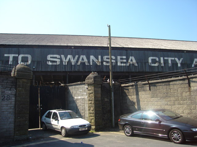 Vetch Field, Swansea
