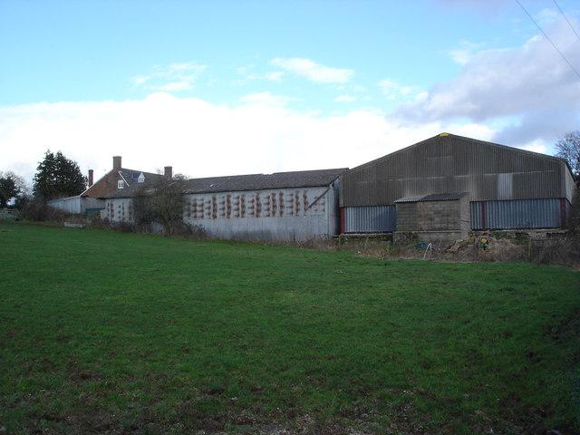 Newfield Farm buildings