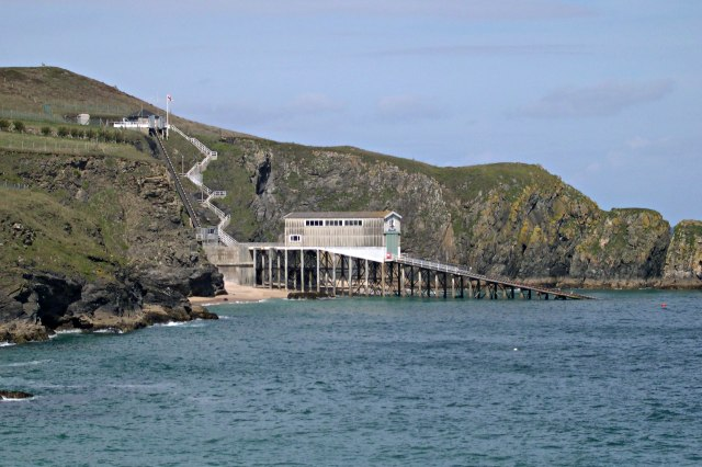 The Old Padstow Lifeboat House