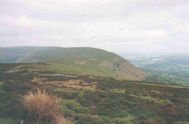 Hatterrall Ridge looking north