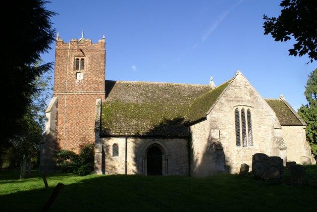 Morborne Church All Saints
